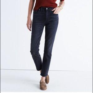 Madewell - Cruiser Straight Jeans